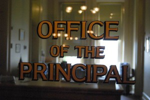 Kate Rousmaniere on the History of the Principal's Office February 17