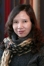 Visiting Fulbright Researcher from Vietnam