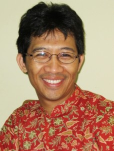 Marcus Budiraharjo Recipient of SDC Research Grant