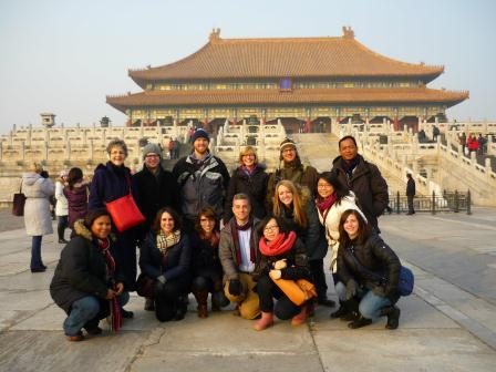 First SOE Course at Loyola's Beijing Campus