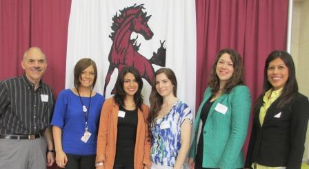 Loyola School Psychology Faculty and Students Present