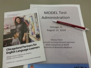 Chicagoland Partners for English Language Learners (CPELL) Offer Professional Development