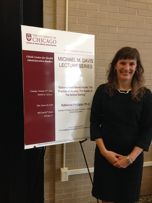 SOE Professor Lectures on School-based Mental Health