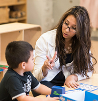 Focus on Loyola's Early Childhood Special Education Program