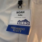 Sobe Appointed President Elect of CIES