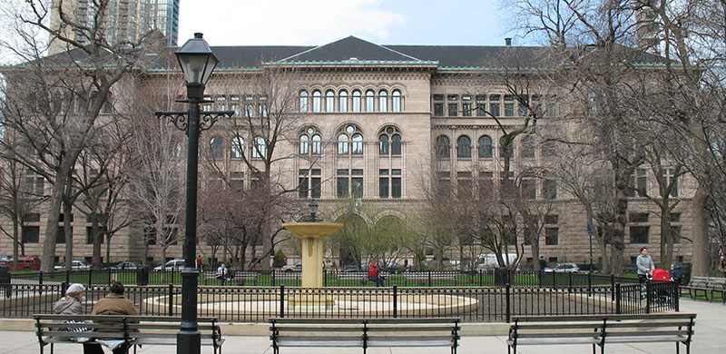 Find Library Books and Research Archives in the Greater Chicago Area!