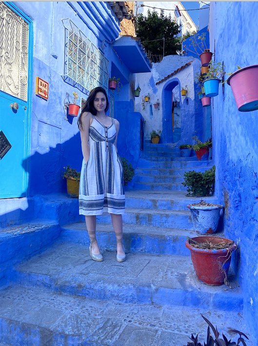 A Ferry to the Blue City: Chefchaouen, Morocco