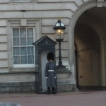 Guarding the Palace!