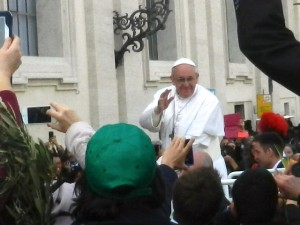 Pope Francisco!!