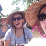 Boating the Mekong
