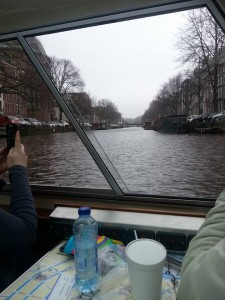 Canal cruises are the best way to unwind after a long week of travel