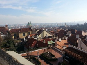 Prague is all that and a bag of chips, basically