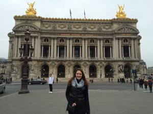 I LOVED the opera house!