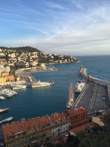 From when I visited Nice this past weekend. Most beautiful city in the world!