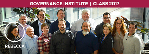 Governance Institute: A Participant's Perspective