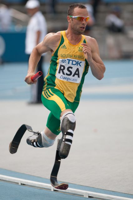 The Fastest Man With No Legs