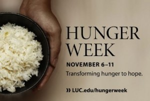 Hunger Week 2011