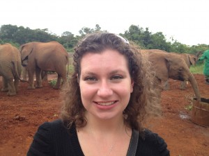 Challenged and Changed: IPS Student Erin Kane Reflects on Kenya Trip