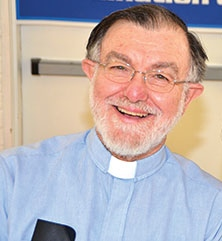 Faculty Profile: Meet Fr. Madden