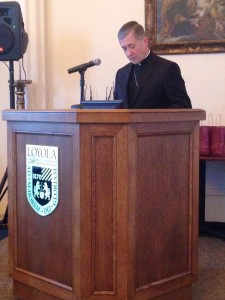 Opening Remarks from Archbishop at Digital Concentration Launch Event