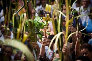 Palm Sunday Reflection with Dr. Jean-Pierre Fortin