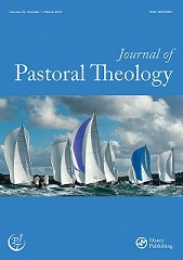 IPS Professor AHyun Lee article in Journal of Pastoral Theology