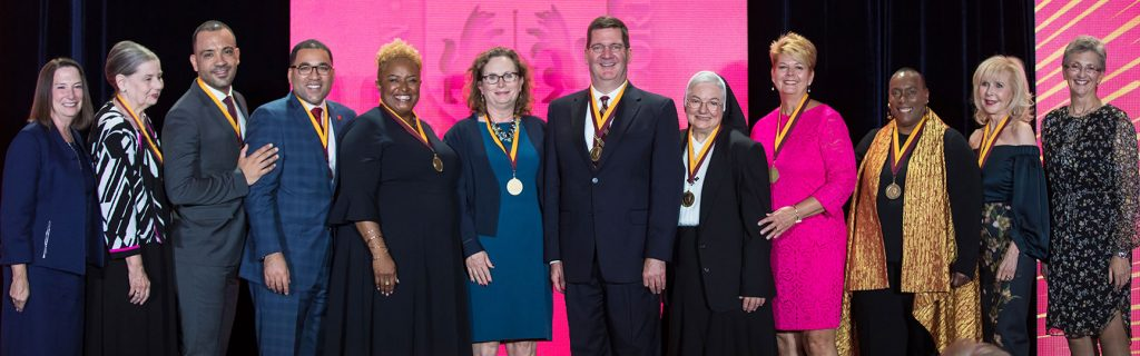 IPS Alumna Kimberly Cavnar (MAPS '80) Receives Damen Award