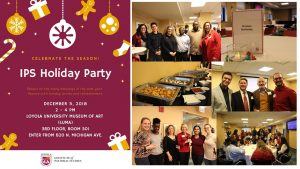 Joy and Merriment at the 2018 IPS Holiday Party
