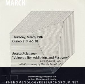 PRG Seminar This Week
