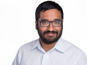 Newest member of the SCPS team: Udayan Das