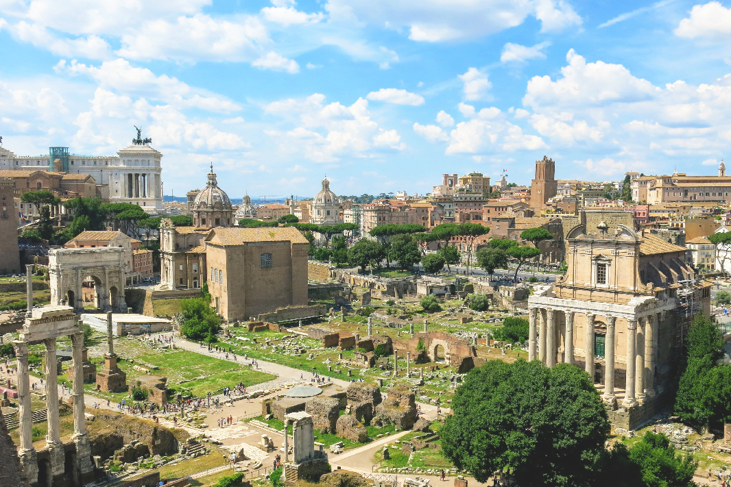 Rome Study Abroad 2018