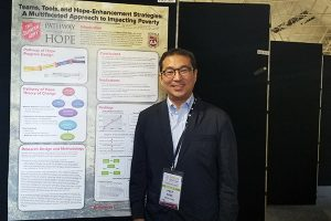 Phil Hong Poster Presentation Grant