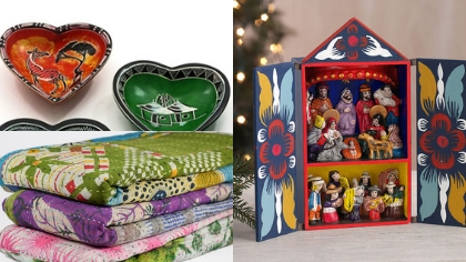 Photo Christmas Ideas that Give Back