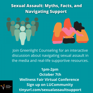 Sexual Assault: Myths, Facts, and Support