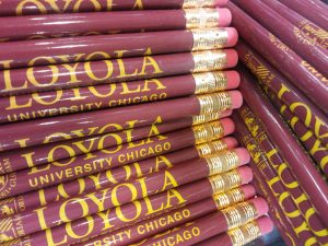 Arabic as an Art: Loyola Visits CPS