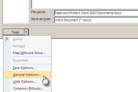 word_general_options