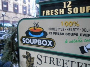 Soupbox