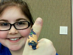 Batman Band-aids Solve Everything