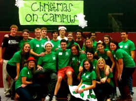 Christmas on Campus: Round II