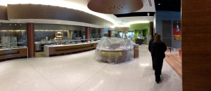 The New Dinning Hall