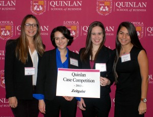 Quinlan Case Competition