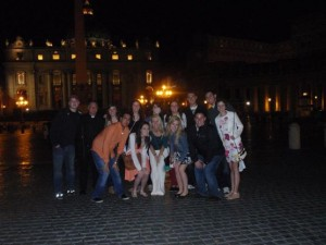 Studying Abroad in ROMA