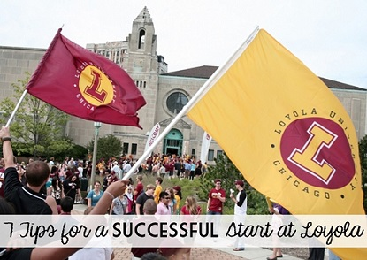 7 Tips for a Successful Start at Loyola