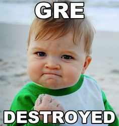 GRE Greatness