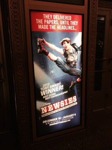 Disney's Newsies at Oriental Theatre