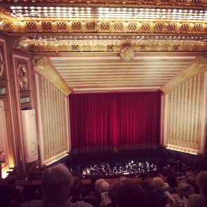 Seeing Tannhauser at the Lyric Opera