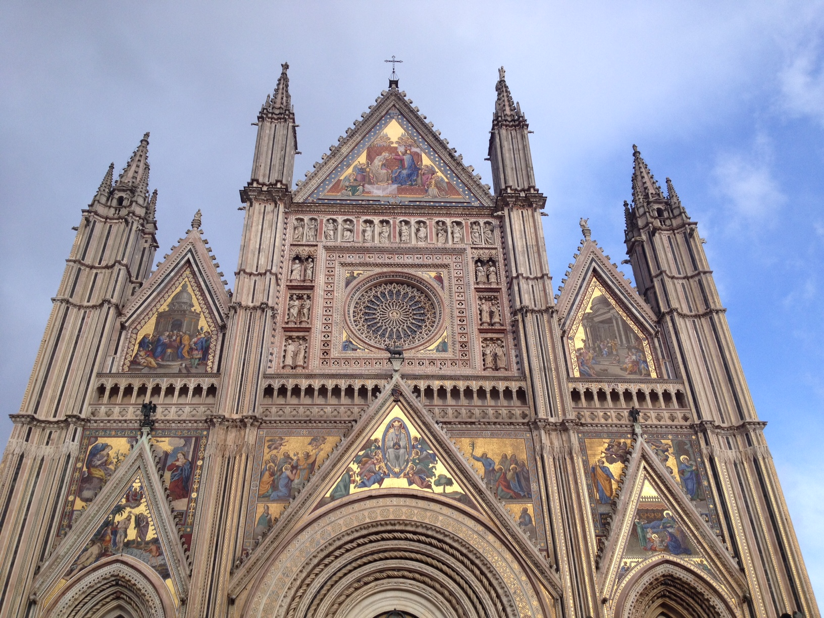The Caves and Cathedral of Orvieto