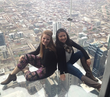 1,353 Feet in the Air