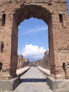Time for a Study Break…or a Trip to Pompeii
