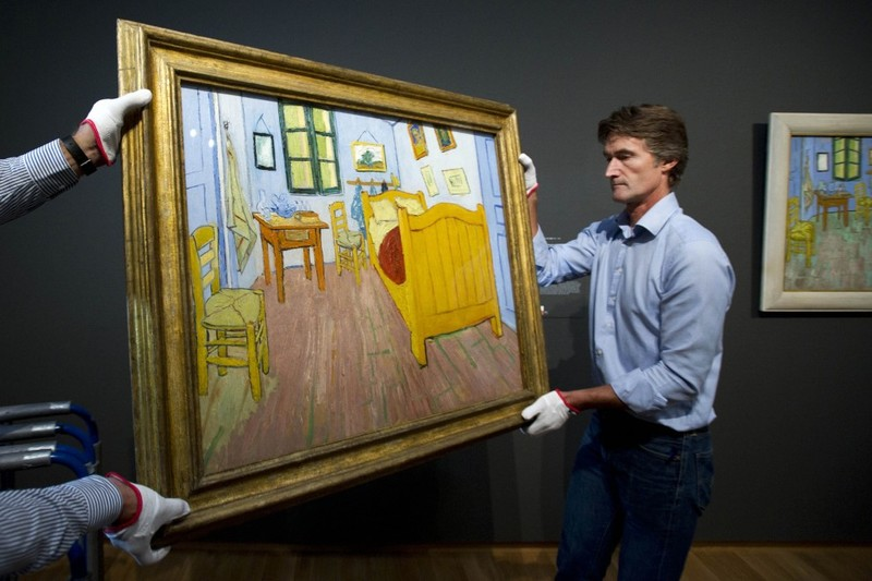 Vincent Van Gogh Is One Of My Favorite Painters. I Am A Creative Person And  I Love To See His Style Of Art, Combinations Of Color, Texture, And Content.